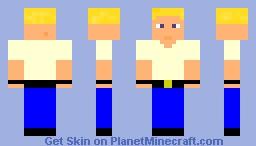 ThecampingRusher Minecraft Skin The Camping Rusher Skin