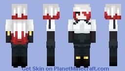 Asmodeus Minecraft Skin