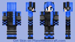 §°℘υℜΰ§ On A Mission Minecraft Skin