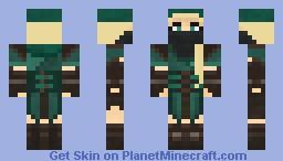 Assassin Girl Minecraft Skin