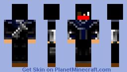 me as an assassin Minecraft Skin