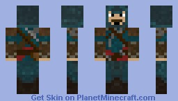 Assassins Creed Revelations Ezio Minecraft Skin