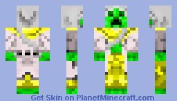 Assassins Creeper Minecraft Skin