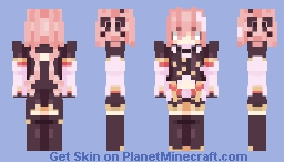 astolfo ~ fate/grand order Minecraft Skin