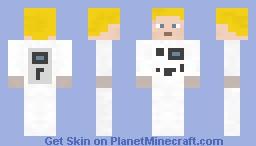 spaceman skin Minecraft Skin