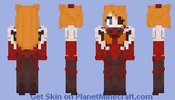 Asuka Langley Soryu [Evangelion: 3.0 You Can (Not) Redo] Minecraft Skin