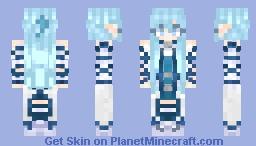 Asuna - Alfheim Online { 𝓐𝓛𝓞 } Minecraft Skin