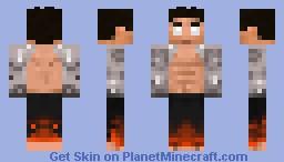 Demigod Kildeh Minecraft Skin