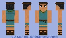 Athenian Citizen Minecraft Skin