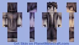 Athetosis Minecraft Skin