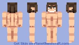 Attack Titan | Attack on Titan ~ᴀʟᴛs. ɪɴ ᴅᴇsᴄ.!~ Minecraft Skin