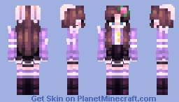 🐇 Totem Blume 🐇 Minecraft Skin