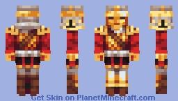 Aurelian - Restitutor Orbis Minecraft Skin