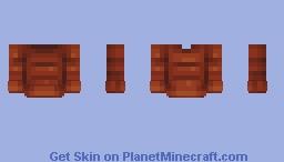 Autumn Sweatshirt for a Skin Minecraft Skin