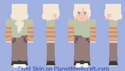 Autumn . PS/C . FireBellFairy Minecraft Skin
