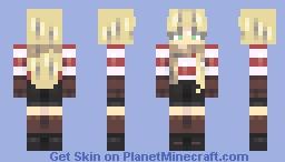 momo Minecraft Skin