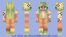 One with Nature~ [FS] Minecraft Skin