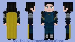 Avengers Infinity War/ Ragnarok - Loki Minecraft Skin
