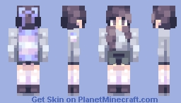 request for avery Minecraft Skin