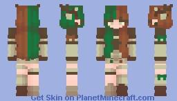 Avira 🍂 Minecraft Skin