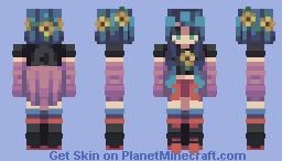 Vernal Reshade // RESULTS Minecraft Skin