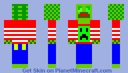 frog? Minecraft Skin