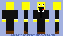 Awesome Face! Minecraft Skin