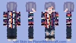 Lavender Boy [Waterparks] Minecraft Skin