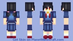 Ayumi Shinozaki [Corpse Party Rebuilt] Minecraft Skin