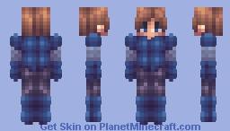 Terraria Man - Secret Santa 3/6 Minecraft Skin