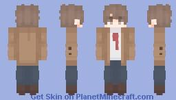 Sakuta Azusagawa 梓川 咲太 Minecraft Skin