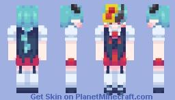 『sealed』(OC) Minecraft Skin