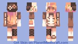 all hallows eve Minecraft Skin