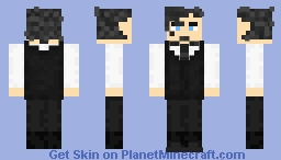 dr.svengali from the network! Minecraft Skin