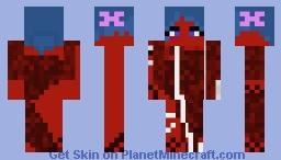 District Omen Minecraft Skin