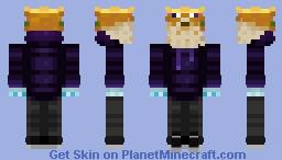 Witherbrine1001 II JF Minecraft Skin