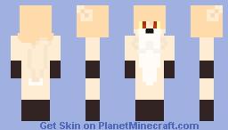 Clovis(Female) Minecraft Skin
