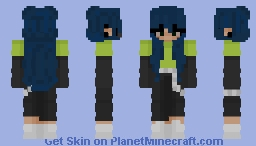 innocent :3 Minecraft Skin