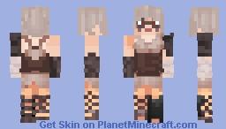 Riven - AWAKEN (minecraft skin) Minecraft Skin