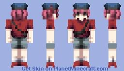 Cute One! • Fanny Packs Minecraft Skin