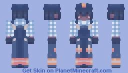 【𝚖𝚒𝚍𝚗𝚒𝚐𝚑𝚝 𝚖𝚒𝚗𝚒𝚗𝚐】 Minecraft Skin