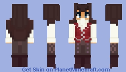 Dunban Xenoblade Chronicles Minecraft Skin
