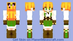 ✧𝓟𝓮𝓷𝓷𝔂 𝓟𝓸𝓵𝓮𝓷𝓭𝓲𝓷𝓪✧ Minecraft Skin