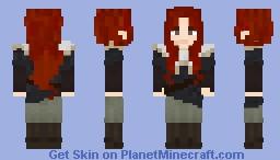[X] Burn witch, burn! ❤️ Minecraft Skin