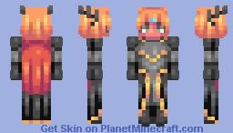 Yufubelle | Gift ♡ Minecraft Skin
