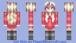 balalaika Minecraft Skin