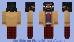 Old man (Fernando) Minecraft Skin