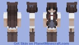 船乗り Minecraft Skin