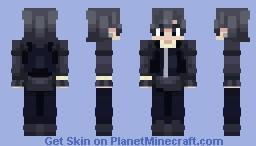 """Suga - """"Shadow""""  Recolor Minecraft Skin"""