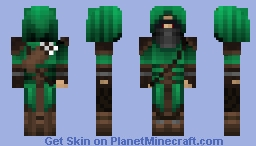 Evil Clyde of Gods (Unrealistic) Minecraft Skin